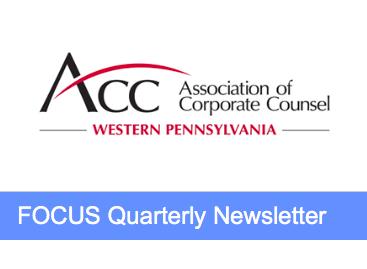 FOCUS Quarterly Newsletter,